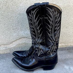 Nocona vintage cowboy boots